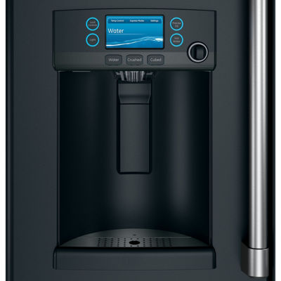 GE Café ENERGY STAR® 27.8 cu. ft. French-Door Refrigerator with Hot Water Dispenser