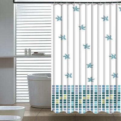 Seashore Shower Curtain