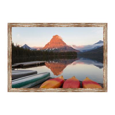Montana Escape Framed Print