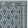 Safavieh Courtyard Collection Trent Geometric Indoor/Outdoor Area Rug