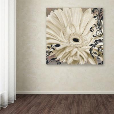 Trademark Fine Art Color Bakery Winter White I Giclee Canvas Art