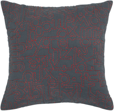 Rizzy Home Harley Geometric Decorative Pillow
