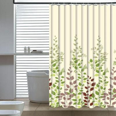 Leaf Vine Shower Curtain