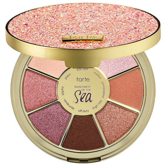 tarte- Sizzle Eyeshadow Palette - Rainforest Of The Sea™ Collection