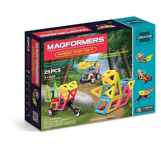 Magformers Magic Pop 25 PC. Set