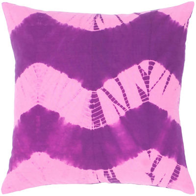 Rizzy Home Thorn Tie Dye Decorative Pillow