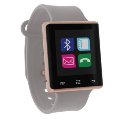 Itouch Unisex Gray Smart Watch-Ita33601r714-Grr