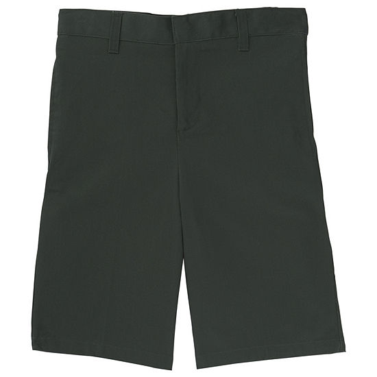 French Toast Boys 4-20 Flat Front Short- Regular & Husky