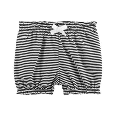 Carter's 4th Of July Pull-On Shorts Baby Girls