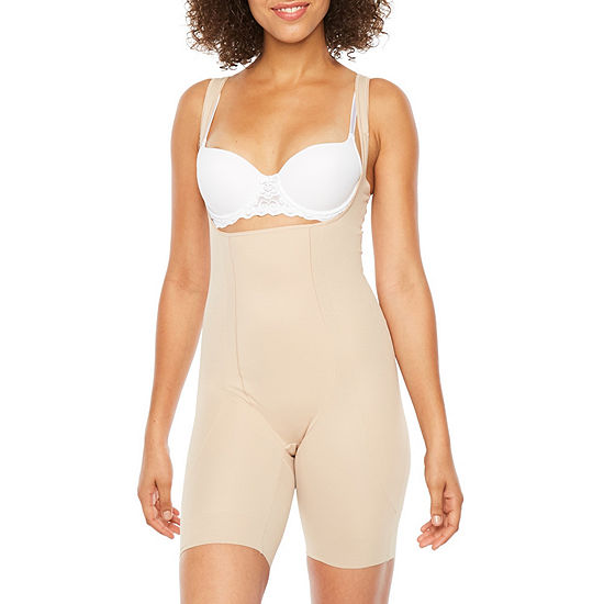 Underscore Wear Your Own Bra Innovative Edge Back Magic Extra Firm Control Body Shaper - 1294002