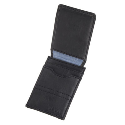 Levi's Mens Front Pocket Wallet