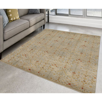 Amer Rugs Anatolia AH Hand-Knotted Wool Rug