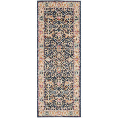 Safavieh Madison Collection Reno Oriental Runner Rug