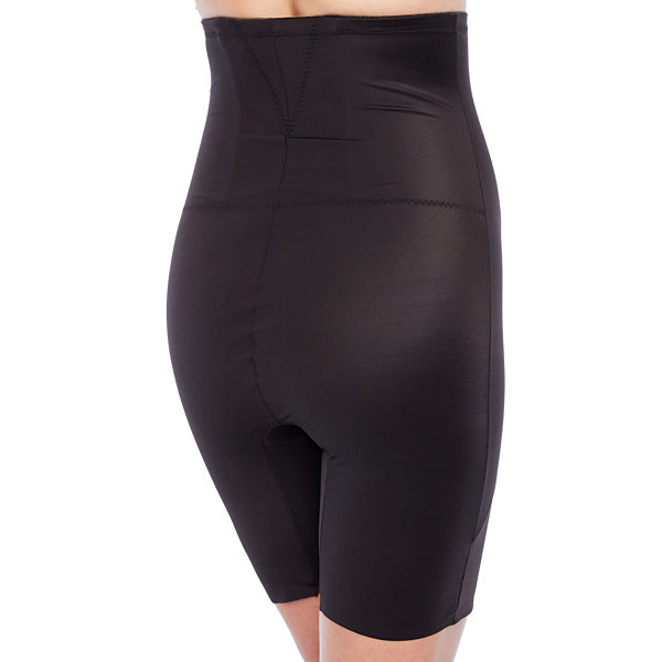 Underscore High-Waist Innovative Edge Back Magic Extra Firm Control Thigh Slimmers - 1294001