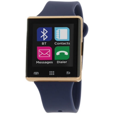 Itouch Air 2 Heart Rate Unisex Blue Smart Watch-Ita33601r714-416