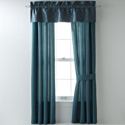 Buena Vista 2-Pack Curtain Panels