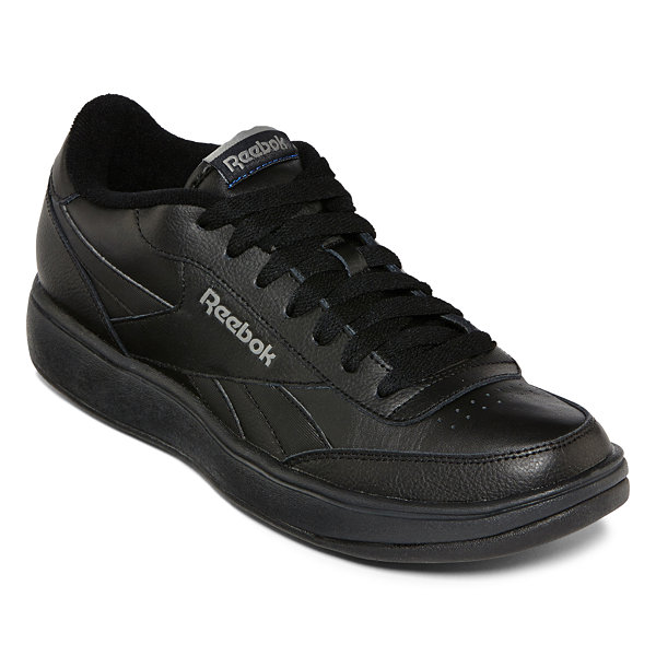 Reebok® Royal Ace Mens Leather Walking Shoes