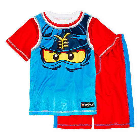 Lego Ninjago 2-pc. Pajama Short Set - Boys 4-12