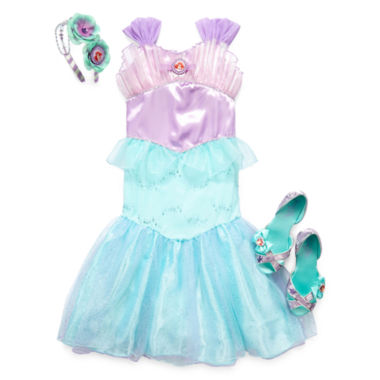 jcpenney.com | Disney Collection Ariel Costume, Headband or Shoes