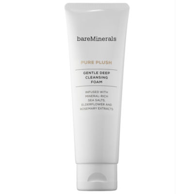 bareMinerals PURE PLUSH™ Gentle Deep Cleansing Foam
