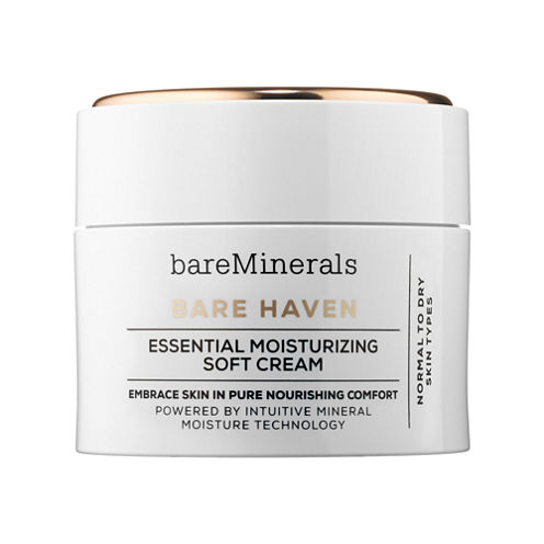 bareMinerals BARE HAVEN™ Essential Moisturizing Soft Cream