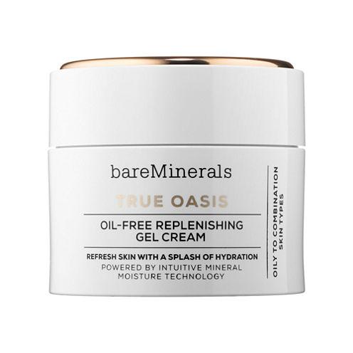 bareMinerals TRUE OASIS™ Oil-Free Replenishing Gel Cream