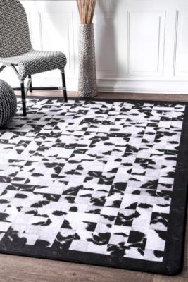 nuLoom Niesha Abstract Tiles Area Rug