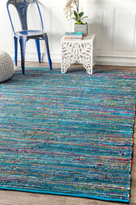 nuLoom Sabina Stripes Rectangular Rug