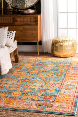 nuLoom Burke Rectangular Area Rug