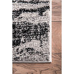 nuLoom Vintage Abstract Yuonne Rectangular Rug
