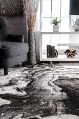 nuLoom Remona Abstract Rug