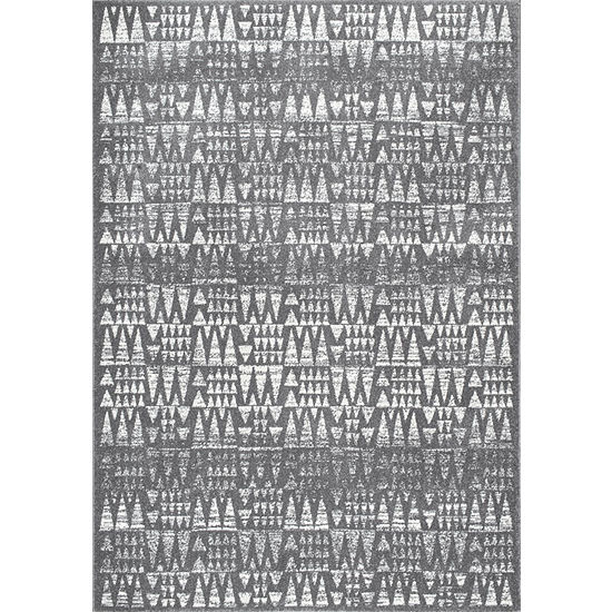Nuloom Lorette Faded Arrowhead Area Rug