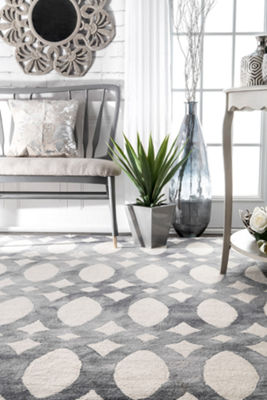 nuLoom Hand Looped Nellie Rug