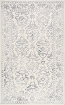 nuLoom Hand Looped Krause Rug