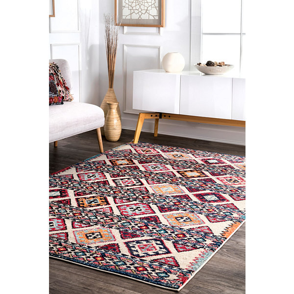 nuLoom Kimmy  Rectangular Area Rug