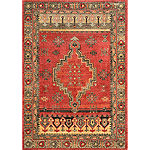 nuLoom Tribal Medallion Jeannetta Rectangular Rug