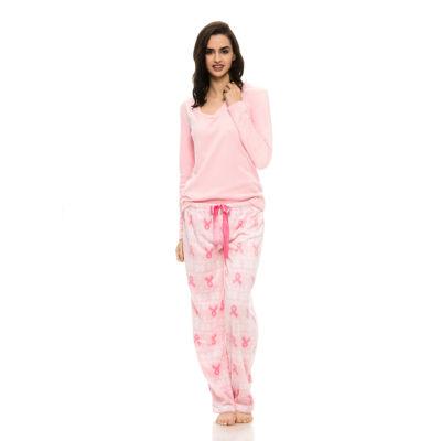 National Breast Cancer Foundation Inc. 2-Piece Pajama Set
