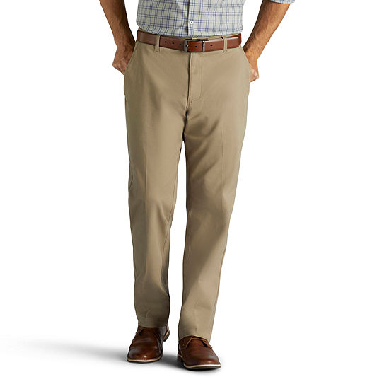 8bd2a736 Lee® xtreme Comfort Khaki Relaxed Pant - JCPenney
