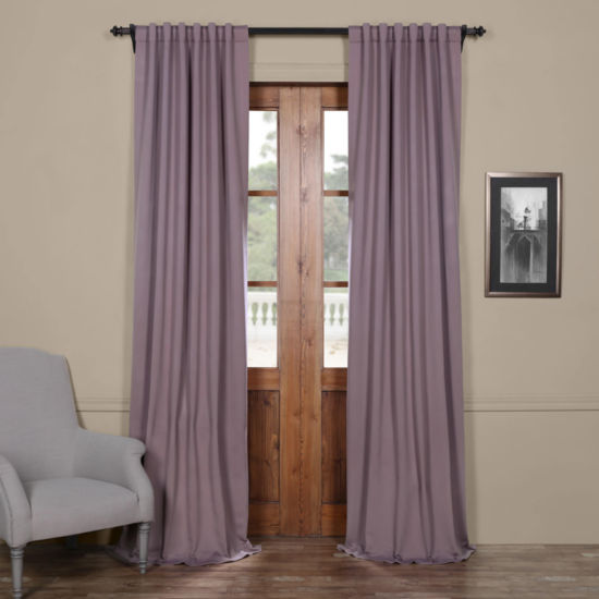 Exclusive Fabrics & Furnishing Blackout Curtain Panel