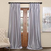 108 Inch Pinch Pleat Curtains D