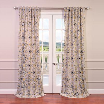 Exclusive Fabrics & Furnishing Soliel Blackout Curtain Panel