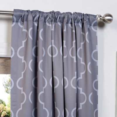 Exclusive Fabrics & Furnishing Seville Blackout Curtain Panel