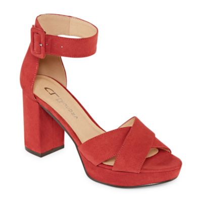 CL by Laundry Womens Gogo Strap Sandals