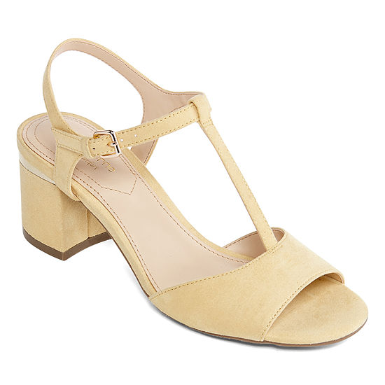 Liz Claiborne Womens Lambert Heeled Sandals