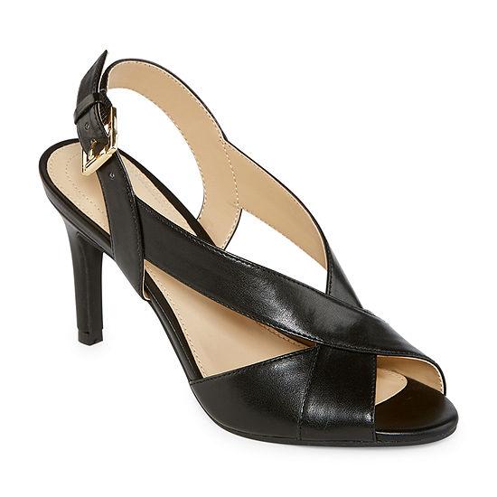 Liz Claiborne Womens Marner Strap Sandals