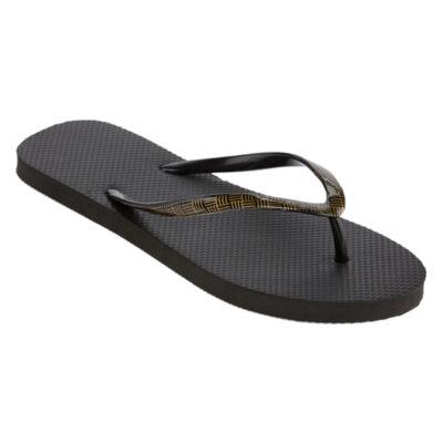 Mixit Womens Flip-Flops