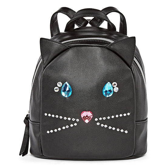 T-Shirt & Jeans Glisten Kitten Backpack