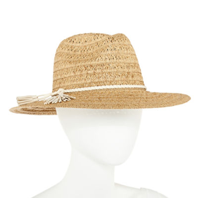 August Hat Co. Inc. Two Tone Fedora