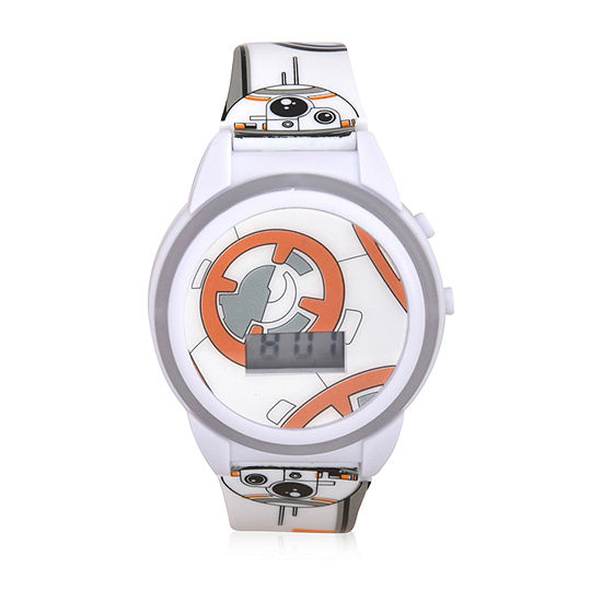 Star Wars Unisex Multicolor Strap Watch-Swm4011jc