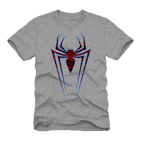 Mens Spiderman Graphic Tee